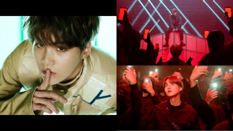 BTS 防彈少年團的新專輯回歸預告,SUGA 的 solo 曲率先公開!