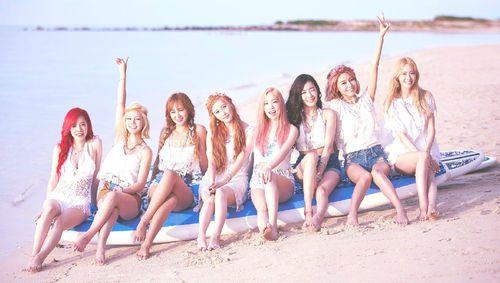 少女時代出道十周年:從《再次相逢的世界》到2017,韓國女團的傳奇