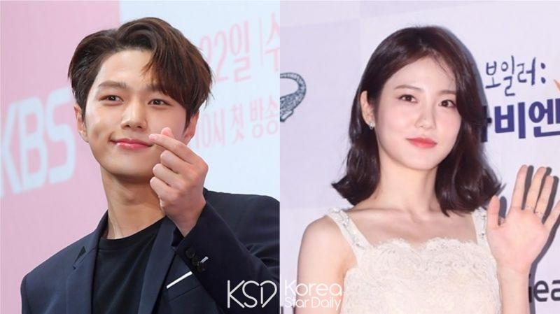 金明洙、辛睿恩将合作KBS新漫改剧《快过来》!预计明年(2020年)3月首播