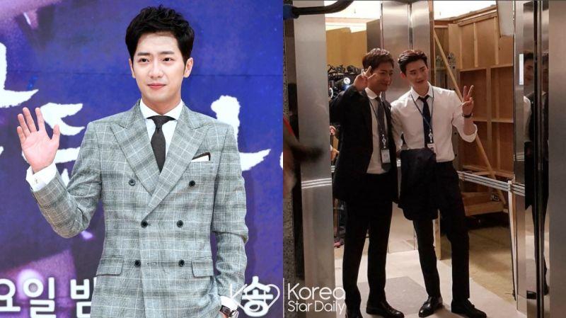 李相燁特別出演SBS新獨幕劇《死的讚美》!與李鍾碩二次合作