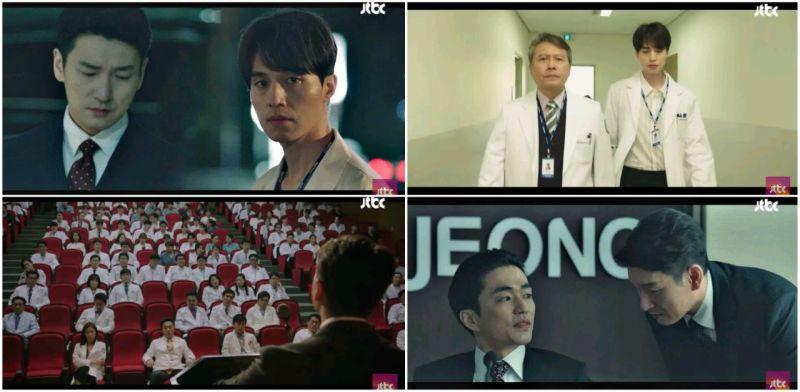 韓劇 Life라이프 – 是野心、權力,還是信念之爭?