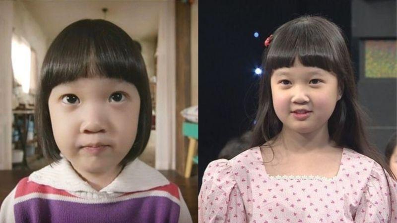 時間過得真快!《請回答1988》中的「吃貨精靈」珍珠已經11歲,在節目中撒嬌卻被「親哥」吐槽 XD