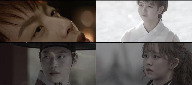 《Radio Romance》看過尹斗俊、金所炫的「轉世版」嗎?只靠眼神完成的短片
