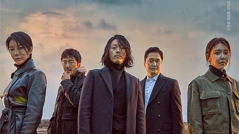 張赫主演OCN新劇《如實陳述》公開三張團體海報,五位主演氣勢超搶眼!