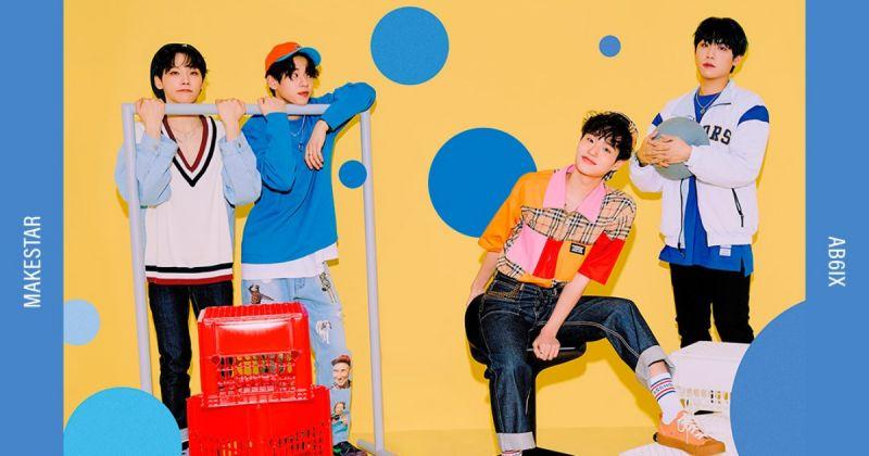 AB6IX 改组为四人团 今公布新专辑的调整后行程!
