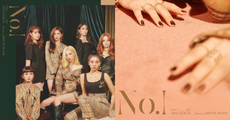 CLC 新专辑〈No.1〉首波预告片出炉!成员歌声魅力更上一层楼
