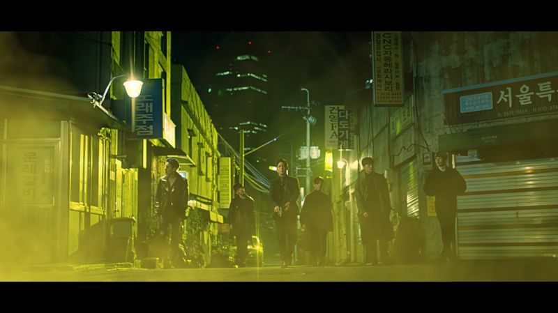 B.A.P 長達十分鐘小電影MV規格《SKYDIVE》完整MV