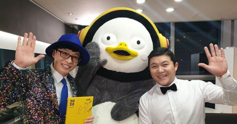 当Pengsoo遇到刘三丝! 出演《玩什么好呢? 》本月4日播出!