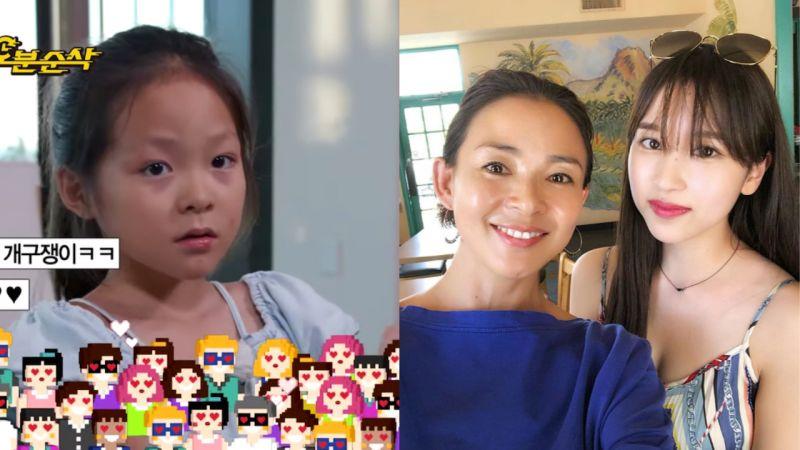 秋小愛媽媽矢野志保在夏威夷偶遇TWICE的Mina!更表示:「因為小愛特別喜歡,看到本人真的嚇一跳!」