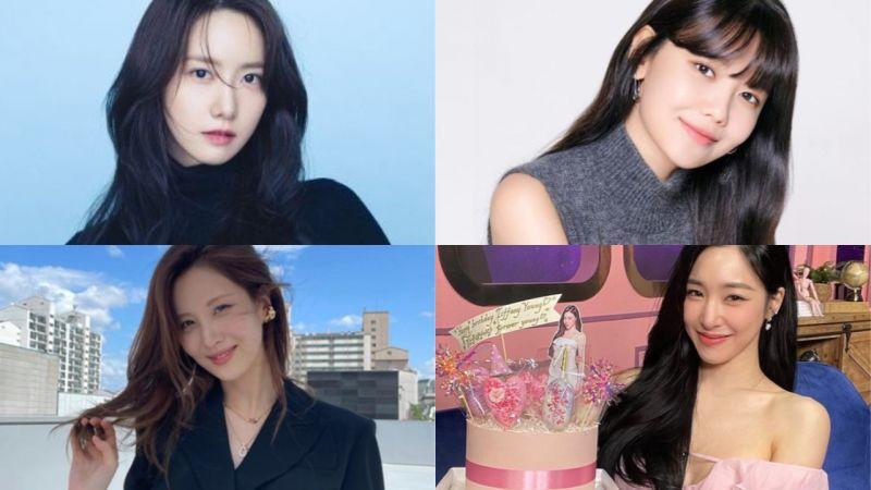 SONE们又要开始追剧啦!少女时代成员润娥、徐玄、秀英和Tiffany都接了新剧,每部都令人期待!