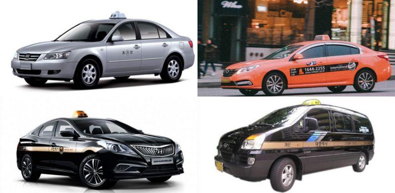 【旅游资讯】在韩国搭计程车要看清! 橘色、黑色价格大不同