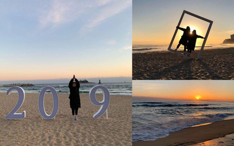 來個快閃束草半日遊吧~來做2019年的「1」吧!