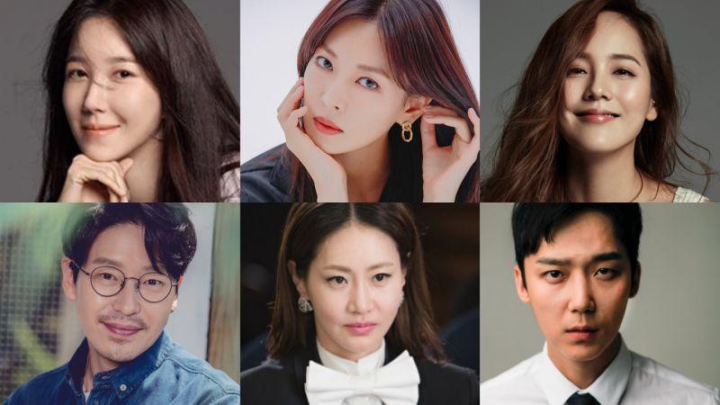《皇后的品格》導演編劇再度聯手!SBS新劇《The Penthouse》卡司公開