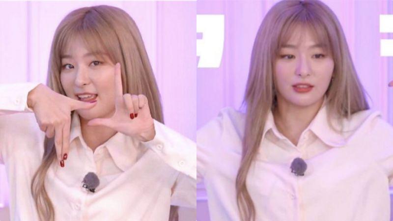 【有片】Red Velvet澀琪教你超紅網路手語:這也太可愛了吧~