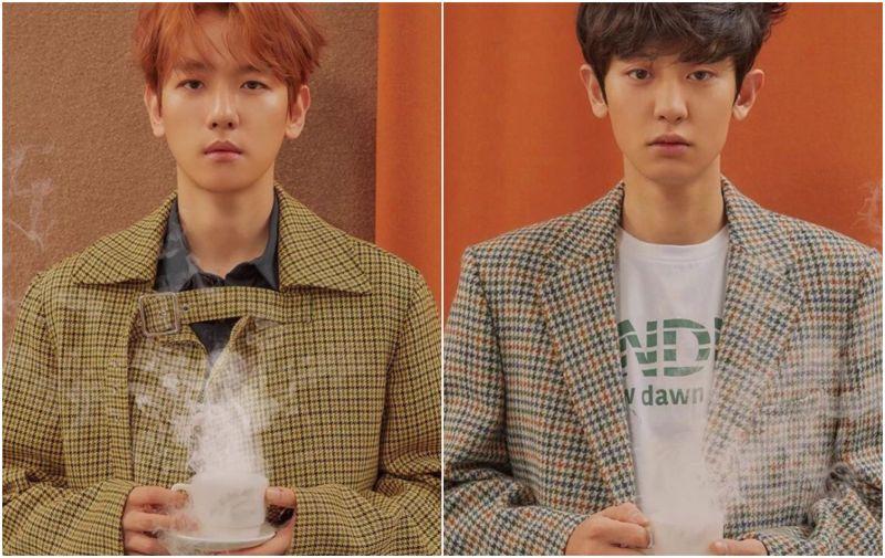 咖啡泡出來啦! EXO冬專《Universe》燦烈、伯賢預告公開