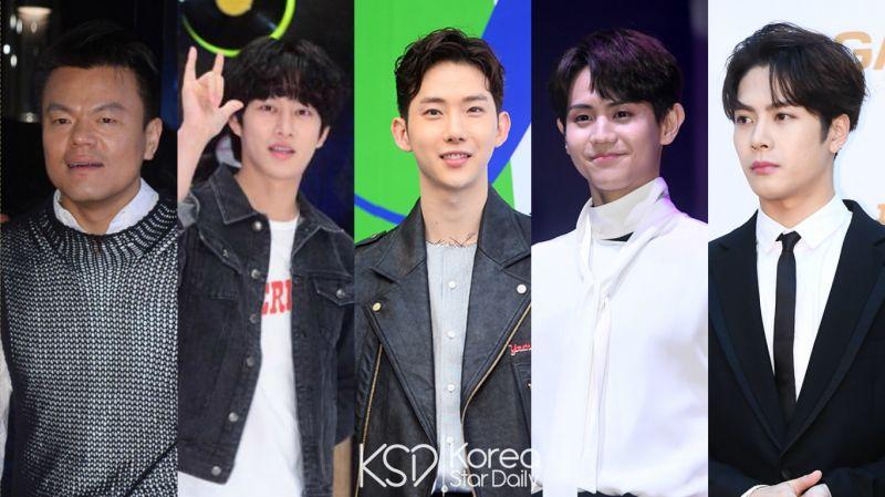 朴軫永、金希澈、趙權、梁耀燮、Jackson 他們對於「偶像戀愛」的想法是…?