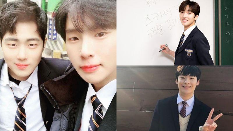 《Sky Castle》兒子們介紹!童星演員出道、JYP演員、已接了兩部新戲的他們!