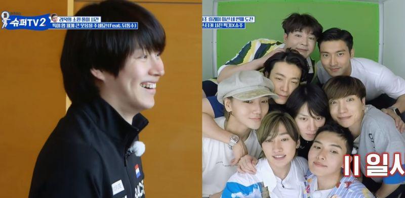 莫名戳淚啊!《Super TV 2》金希澈:希望SJ的孩子能夠組成SJ Junior