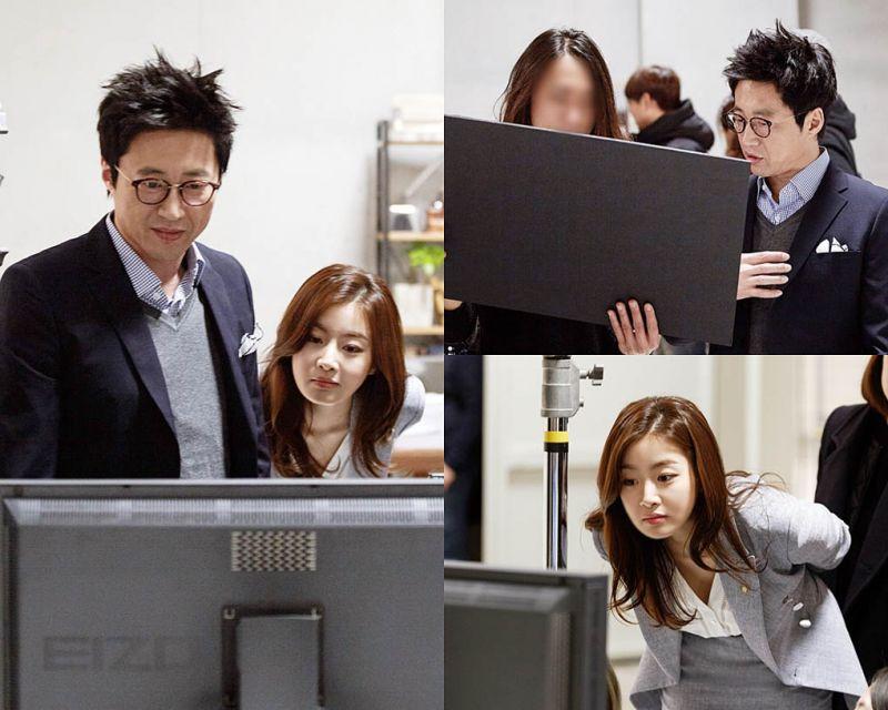 《鄰家律師趙德浩》海報片場公開 朴新陽姜素拉飾怪律師情侶