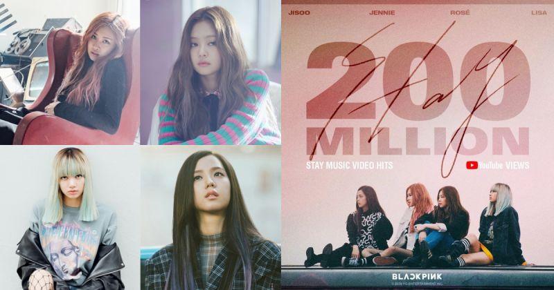 回味 BLACKPINK 難得的抒情歌!〈Stay〉MV 觀看次數時隔兩年再添一億