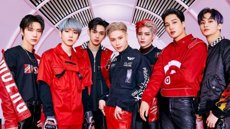 SuperM将於8月14日回归!发表全新单曲《100》