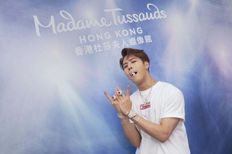 Jackson的全球首尊蠟像明年亮相香港杜莎夫人蠟像館:夢想成真!