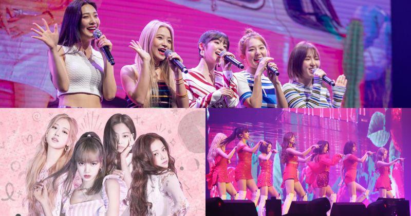 【女團品牌評價】夏日霸主 Red Velvet 奪冠 大公司三分天下!