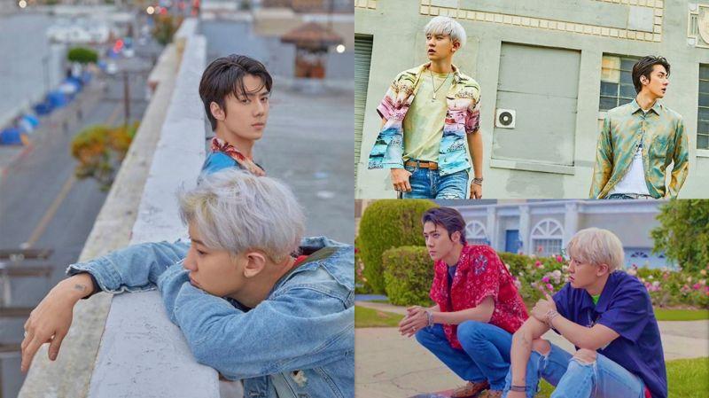 再等10天!EXO新小分队EXO-SC出道在即 迷你1辑《What a life》收录3首主打曲