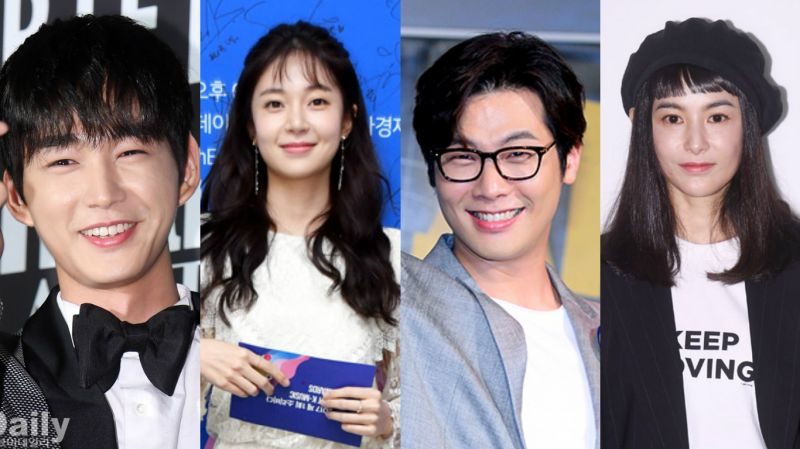 崔丹尼爾、白珍熙、姜惠貞、李源根有望加盟KBS月火新劇《Jugglers》