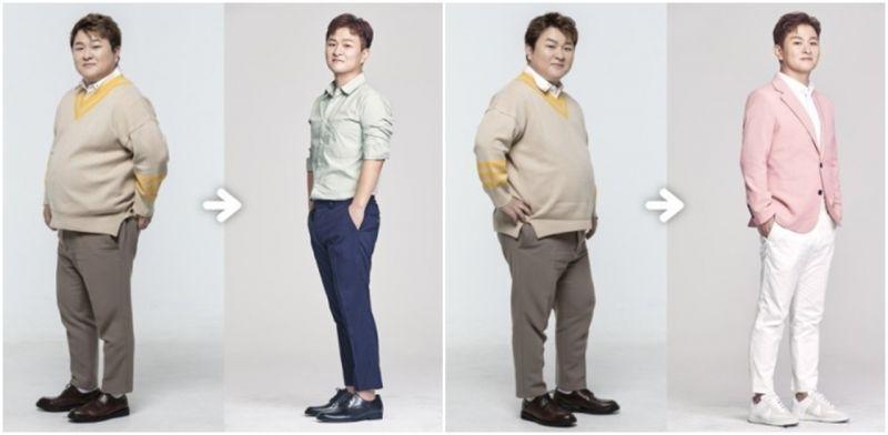 继神童之后又一减重神人:歌手许阁4个月甩肉30公斤!