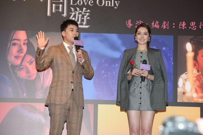 《宇宙有愛浪漫同遊》記者會:BIGBANG勝利分享如何學好外語
