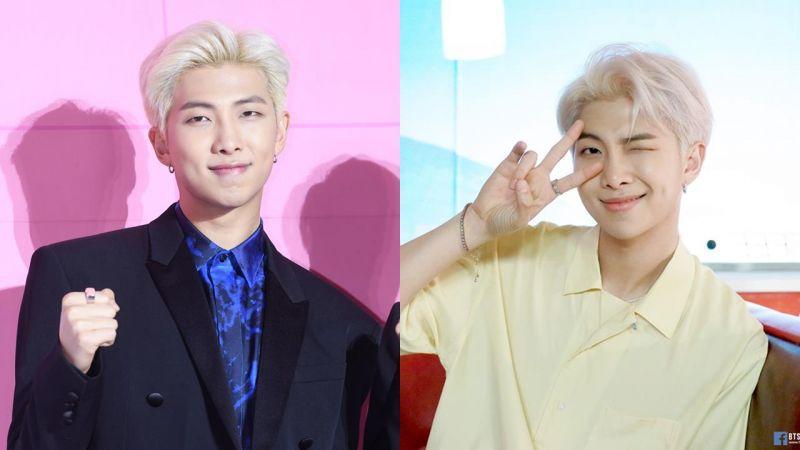 队长再度为爱发声!BTS 防弹少年团 RM 为聋哑学生捐款一亿韩元
