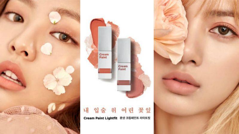BLACKPINK代言自家品牌推出新款唇釉!每個顏色都超美的啊!