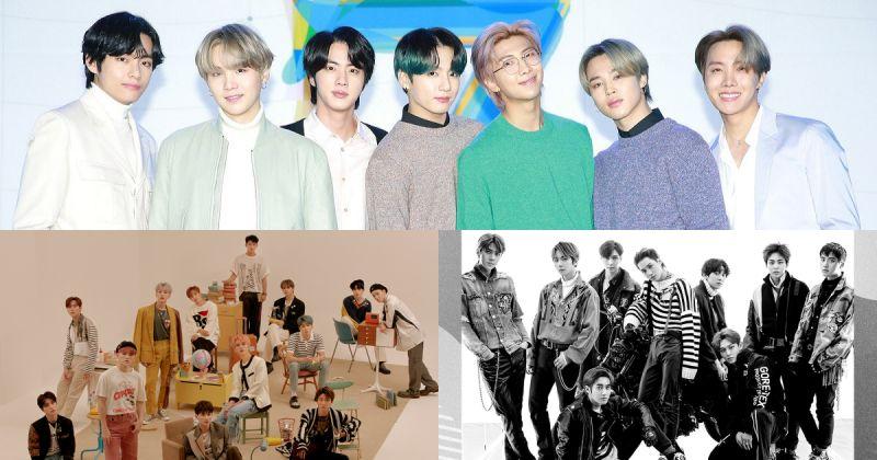 【男团品牌评价】BTS防弹少年团再度夺冠 线上演唱会下周登场!