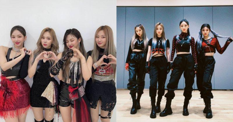 又一成就GET!aespa被美國《時代》雜誌選為「2021年最值得關注的K-POP新秀」