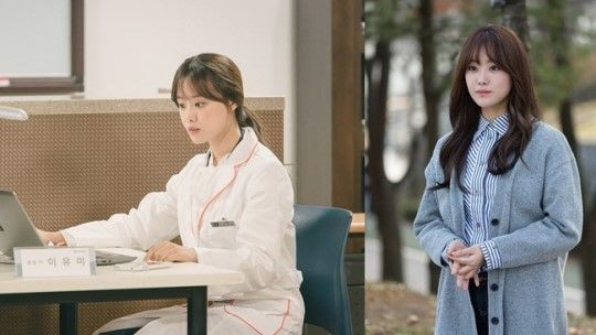 OCN月火新劇《焦急的羅曼史》公開Secret宋枝恩變身鐵壁女劇照