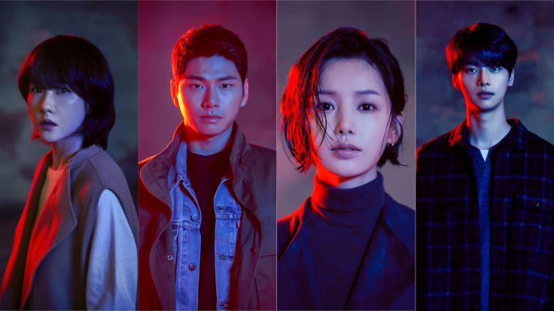 又一部惊悚剧!金宣儿&李伊庚主演MBC《赤月青日》公开宣传海报与预告影片