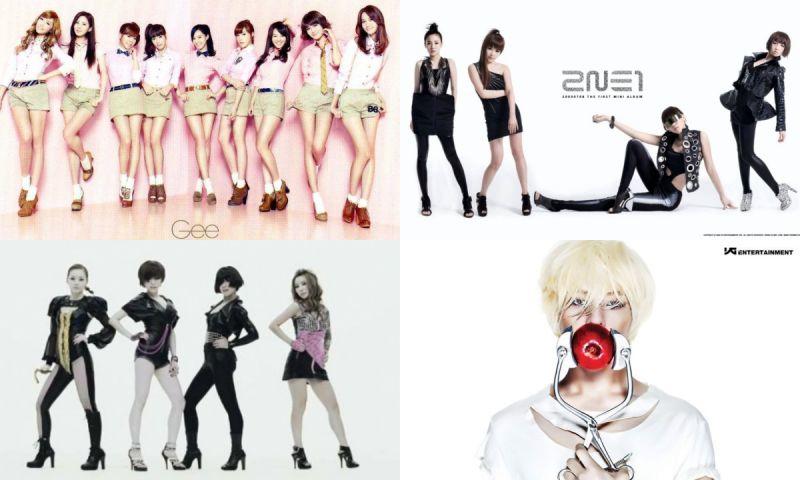 《Sorry Sorry》、《GEE》、《I Don't Care》...這些K-POP經典歌曲竟然全是來自2009年!(上)