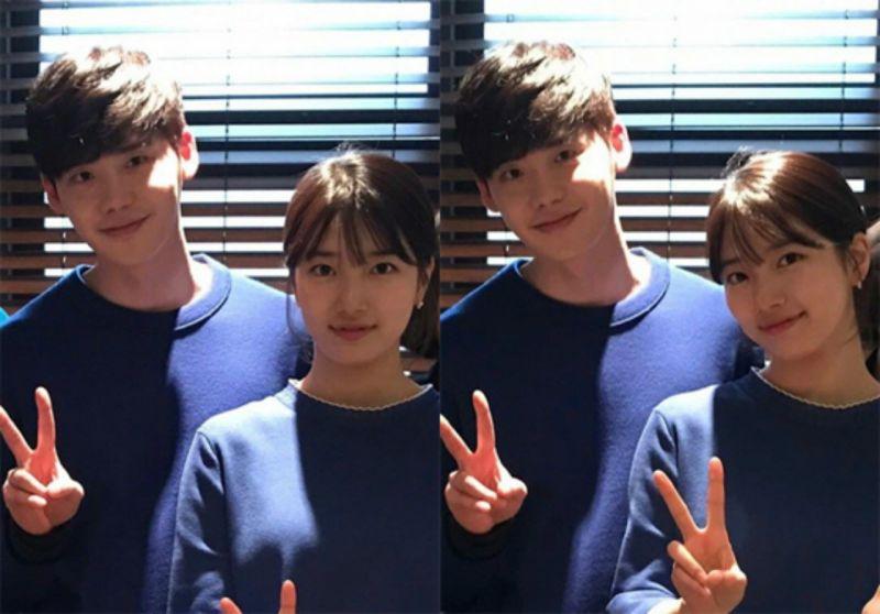 李钟硕、秀智主演新剧《当你沉睡时》确定将在9/27日首播!