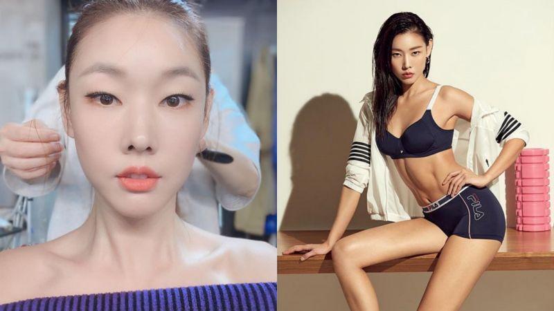韩惠珍直言曾想放弃模特事业:「