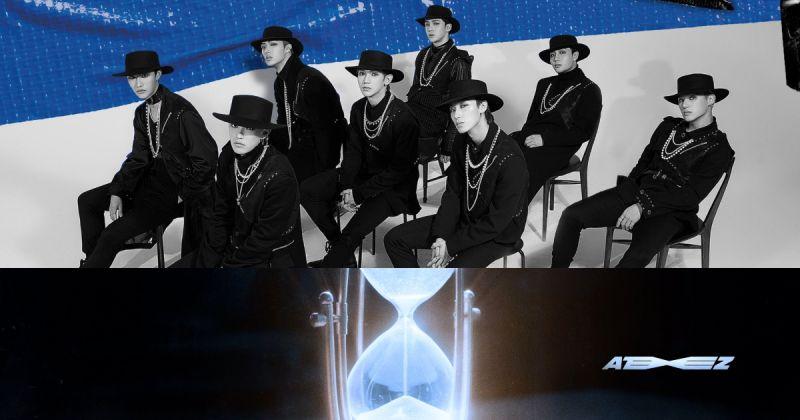 ATEEZ 新专辑预告片 经典「黑帽男」再度登场!