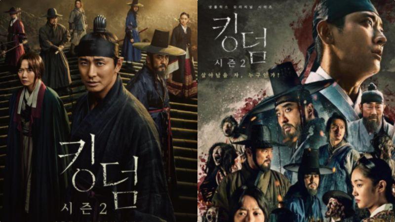 《屍戰朝鮮》的畫面真的太美了!朱智勛走出了朝鮮T台的感覺XD