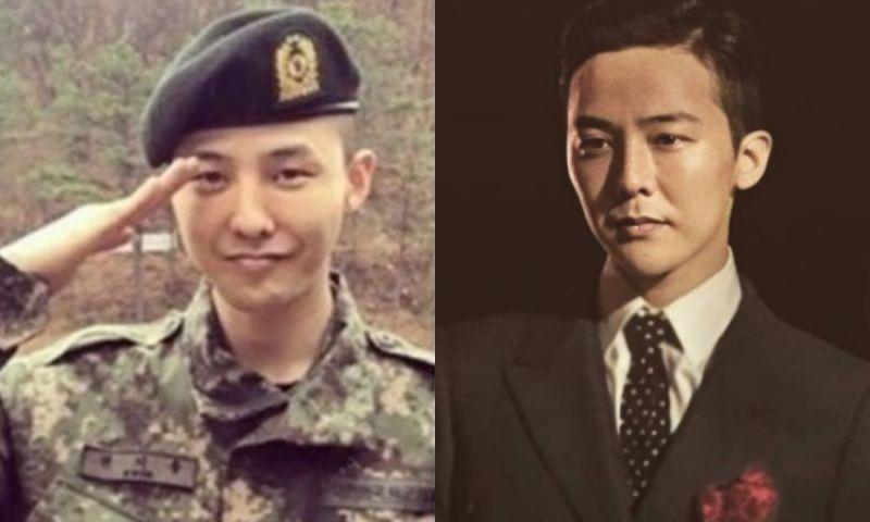 就在本週六! G-Dragon將於10月26日退伍,正式結束兵役