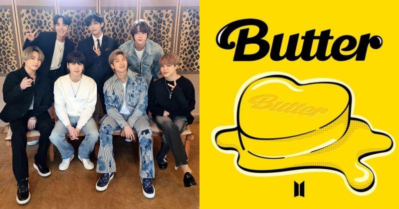 BTS防彈少年團正式宣布回歸消息!新單曲〈Butter〉5 月登場,6 月發表新專輯
