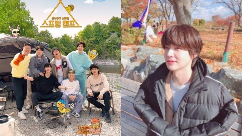 《Spring Camp》公開7人團體海報!朴PD還透露:「安宰賢也會一起出演下一季的《新西遊記》」