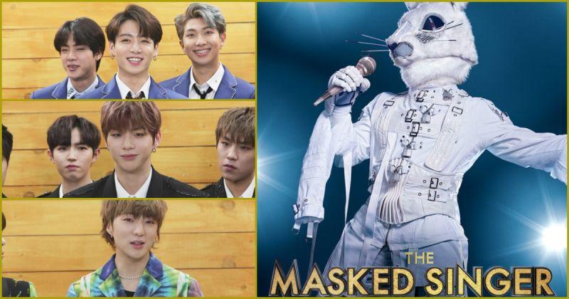 美國版《蒙面歌王》開播 WINNER、BTS防彈少年團、Wanna One 應援影片亮點滿滿!
