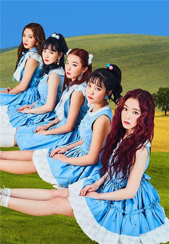 Red Velvet 持續發威 連續四日征服音樂節目