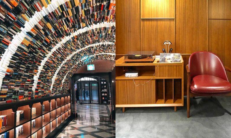 【旅遊資訊】超夢幻「書牆隧道」! 首爾文青書店ARC. N. BOOK成打卡好去處