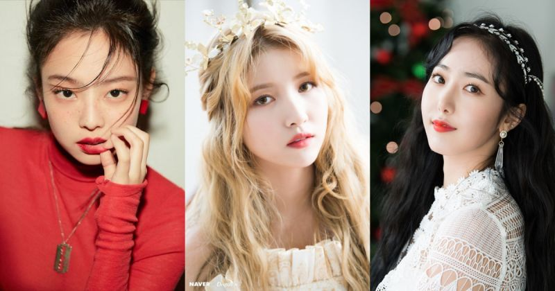 【女团个人品牌评价】Jennie 夺冠 Sowon、SinB 领军 GFRIEND 打入前 20 名