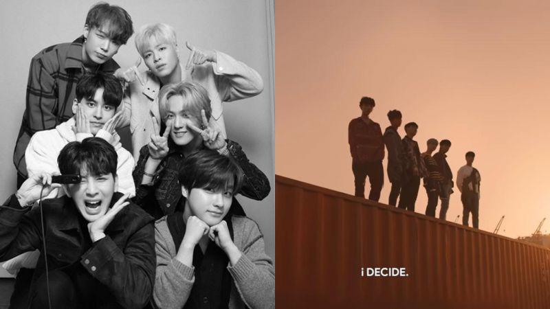 人气男团 iKON 确定2月6日以「6人组」回归,官方公开了最新预告!
